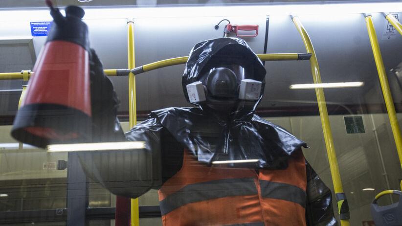 Koronawirus: czy kierowca autobusu może włączyć klimatyzację?