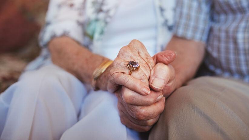 Małżeństwo z długoletnim stażem