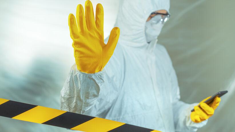 Superroznosiciel koronawirusa z Chin to biznesmen z Anglii