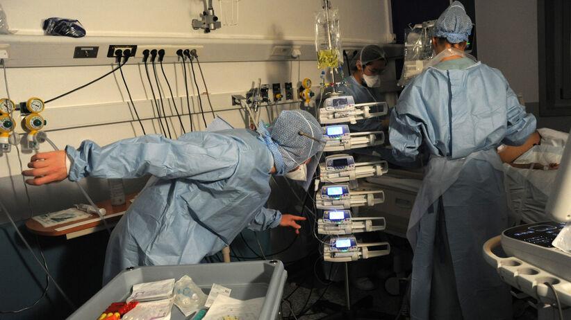 Szpital - intensywna opieka