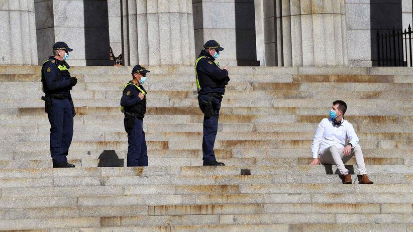 WILLIAM WEST/AFP/East News