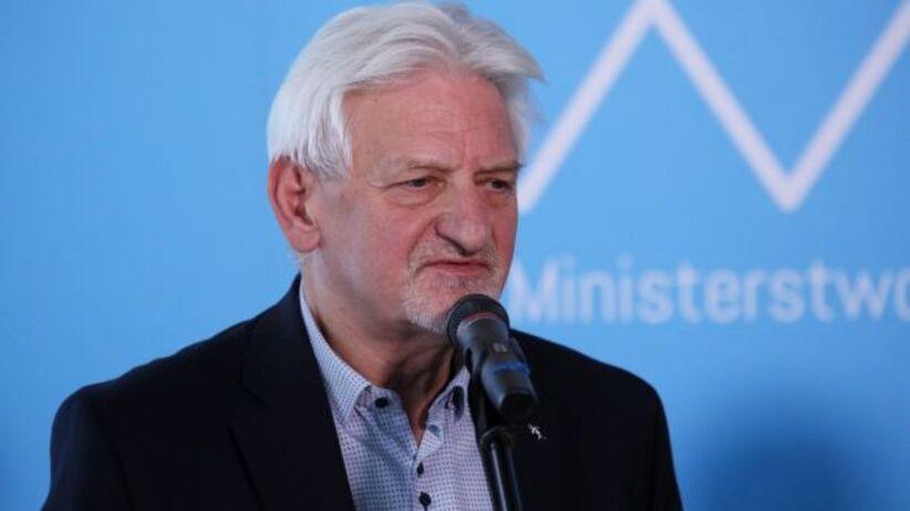 Andrzej Horban fot. Piotr Molecki/East News
