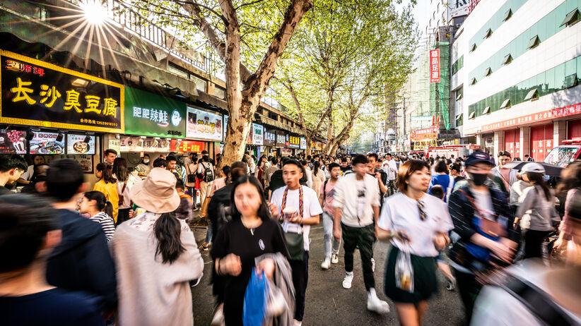 Tajemniczy wirus w Chinach