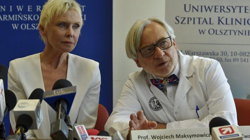 Olsztyn: Poprawia się stan pacjentów, którym wszczepiono stymulatory