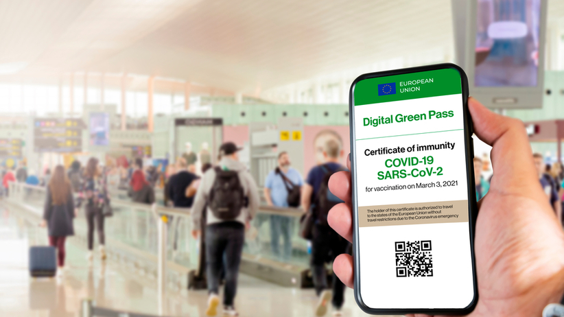 Cyfrowy Zielony Certfikat (paszport szczepionkowy)