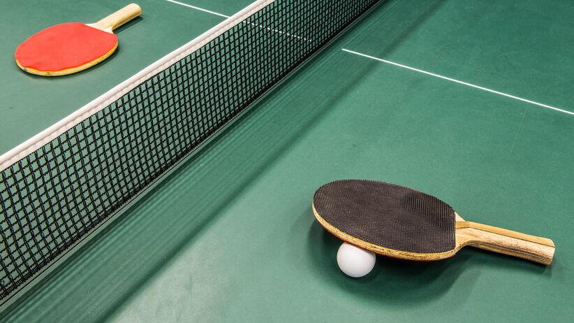 Ping-pong na Parkinsona