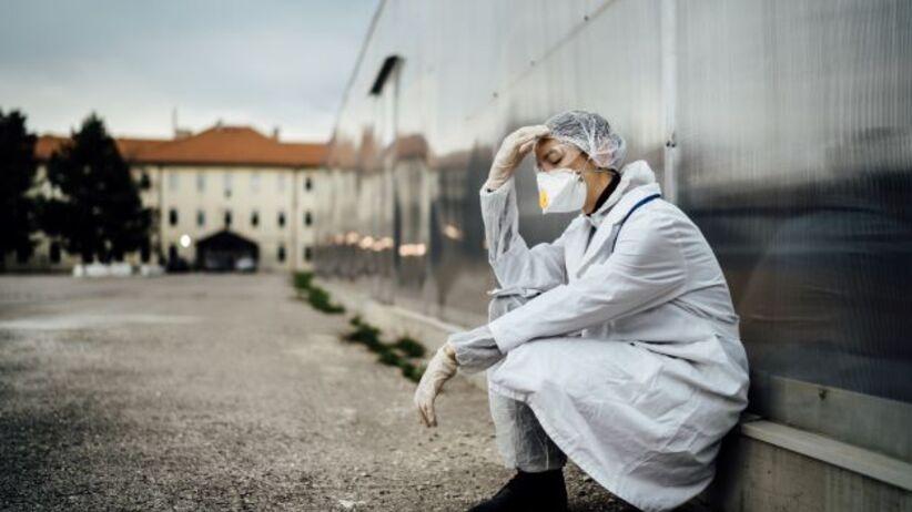 Lekarka - pandemia