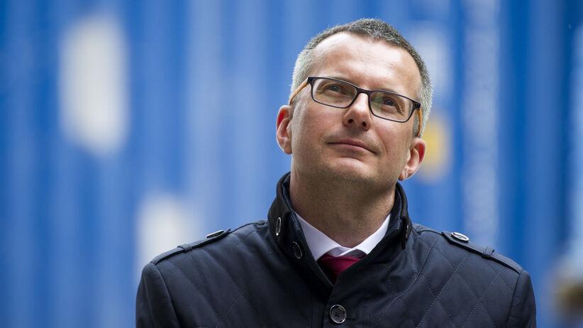 Prof. Marcin Gruchała, rektor GUM