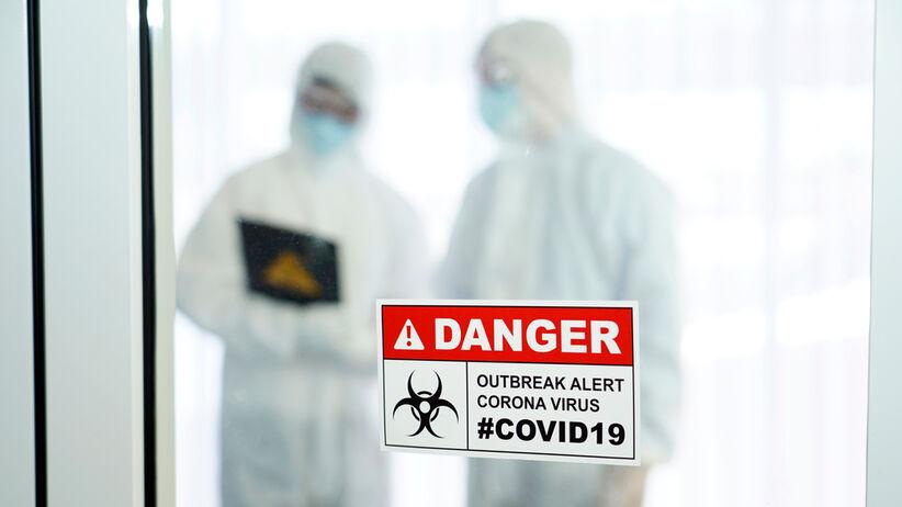 Operacja w trakcie pandemii