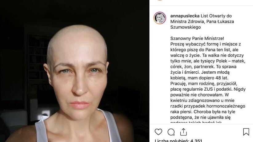 Tylko Polska nie refunduje leku. Dziennikarka pisze list do ministra zdrowia