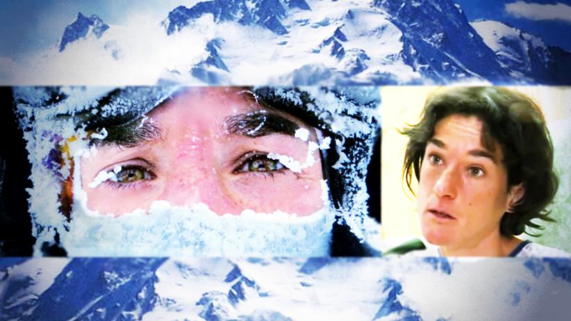 Revol o akcji ratunkowej pod Nanga Parbat: Przez halucynacje szłam boso