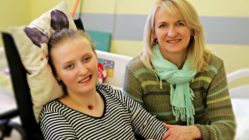 23-letnia Ola właśnie wybudziła się ze śpiączki! Wielki sukces kliniki Budzik