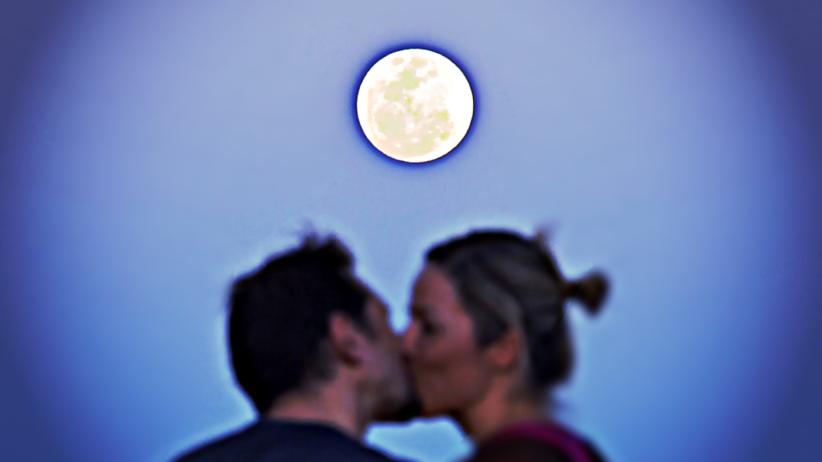Superksiężyc: objawy, jakich można się spodziewać podczas pełni