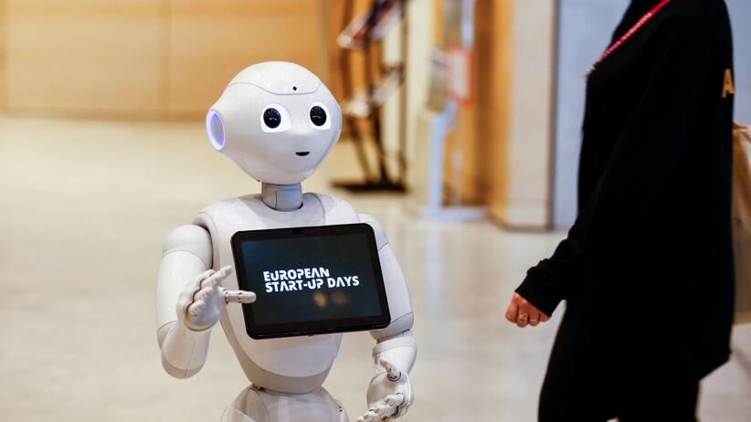 Roboty w szpitalu