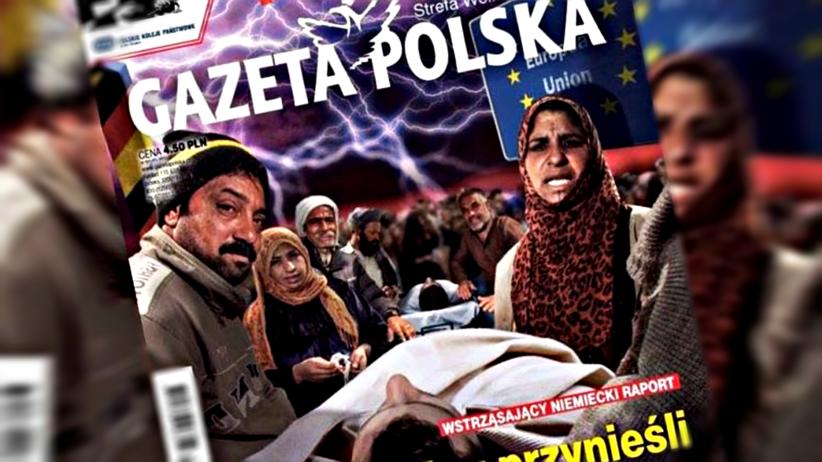 """""""Uchodźcy przynieśli śmiertelne choroby"""". Skandal po kontrowersyjnym materiale"""