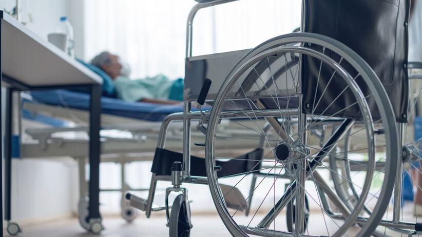 Warunki w ośrodkach opiekuńczych.