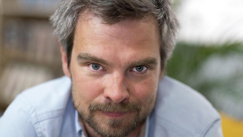 Zygmunt Miłoszewski/fot. Jacek Dominski REPORTER