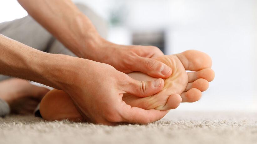 Zdrowe stopy: stopa rzymska, grecka czy egipska?
