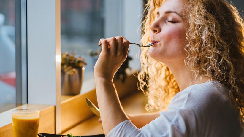 Jak zmysły wpływają na smak