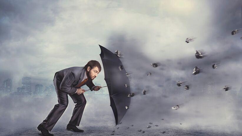 Ankraofobia (strach przed silnym wiatrem)