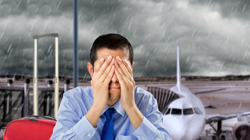 Atak paniki, napady lęku, podróż samolotem, boisz się latać?