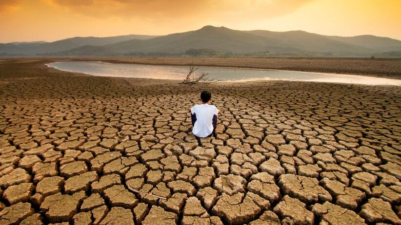 Depresja klimatyczna Światowy Dzień Ziemi