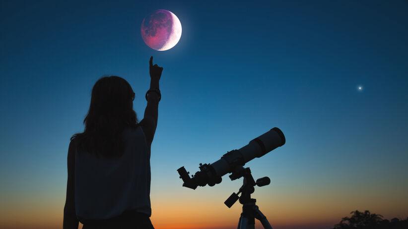 Zaćmienie księżyca: czy może się odbić na zdrowiu?