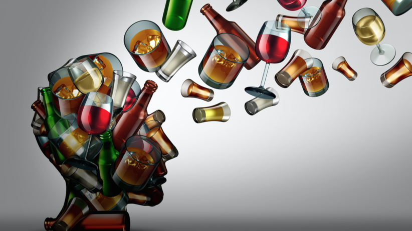 Alkohol, alkoholizm, używki, nałogi, nie ma takiej ilości alkoholu, która mogłaby mieć na nas dobry wpływ