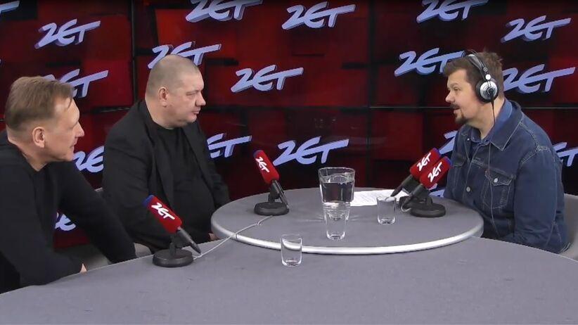 Marek Dyjak, Robert Mróz oraz Michał Figurski