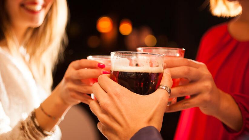 Psychiczne skutki picia alkoholu.