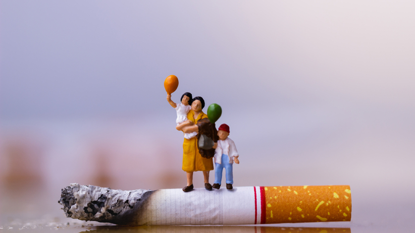 Bierne palenie szkodzi całej rodzinie