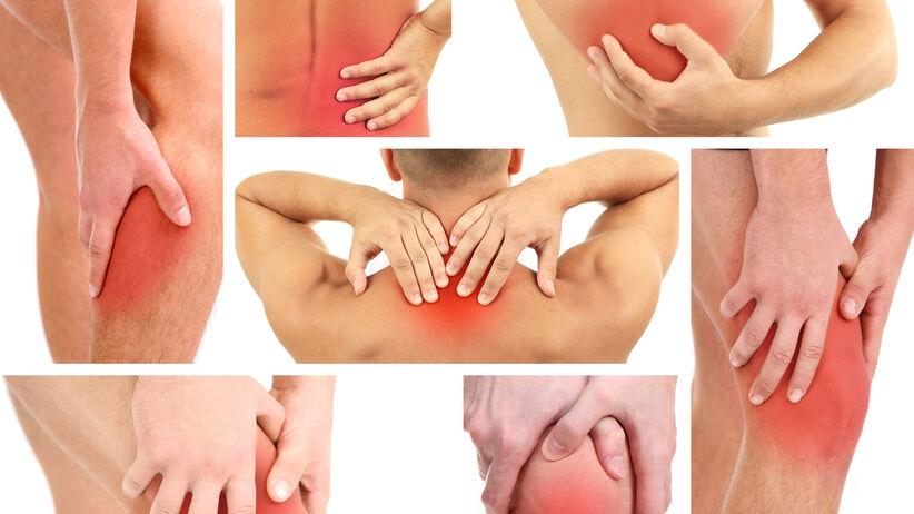 Napięcie mięśniowe jest zwiazane z tłumieniem emocji.