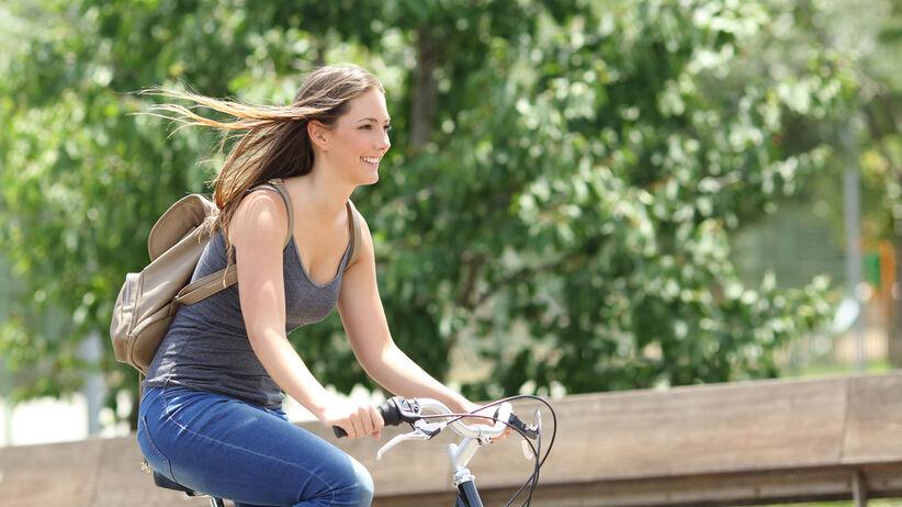 Jazda na rowerze a depresja
