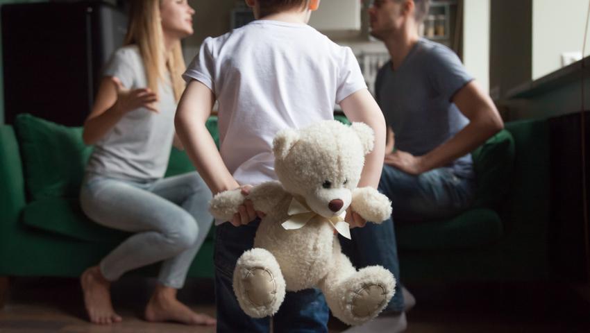 Jak pomóc dziecku po rozwodzie?