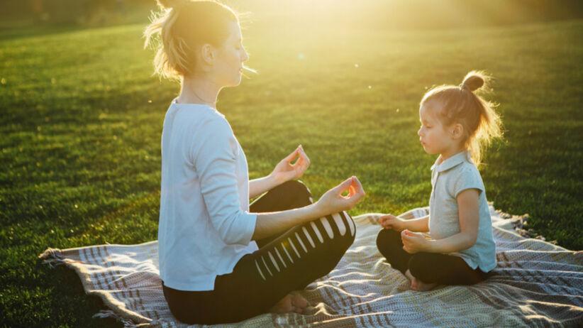 matka i córka - wewnętrzne dziecko
