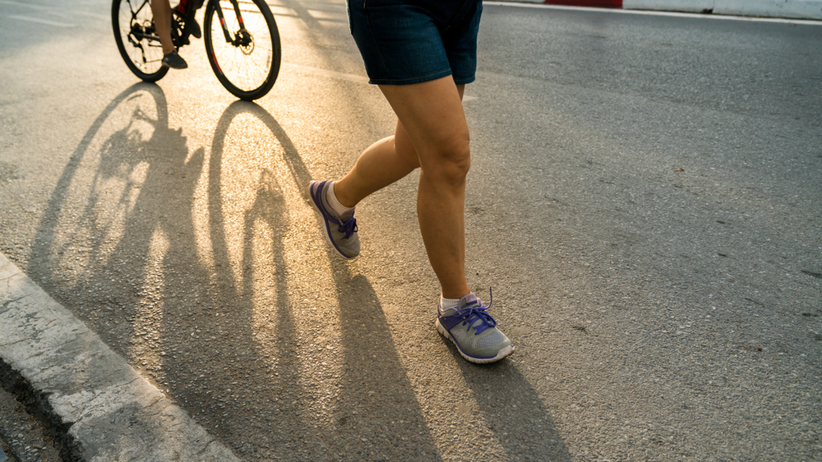 Trening w upale - jak sobie pomóc?