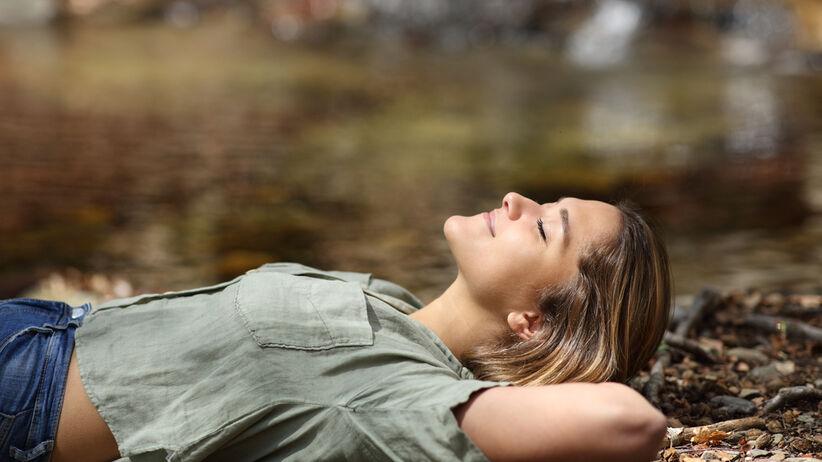 Relaks - korzyści dla zdrowia