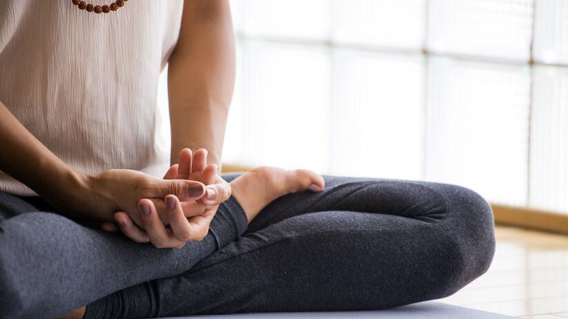 Medytacja: jak może pomóc przetrwać zimę