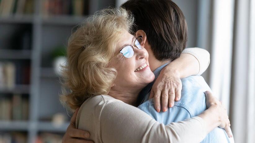 Przytulanie - dlaczego jest nam potrzebne?