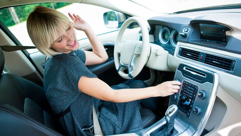 Stres w czasie jazdy samochodem