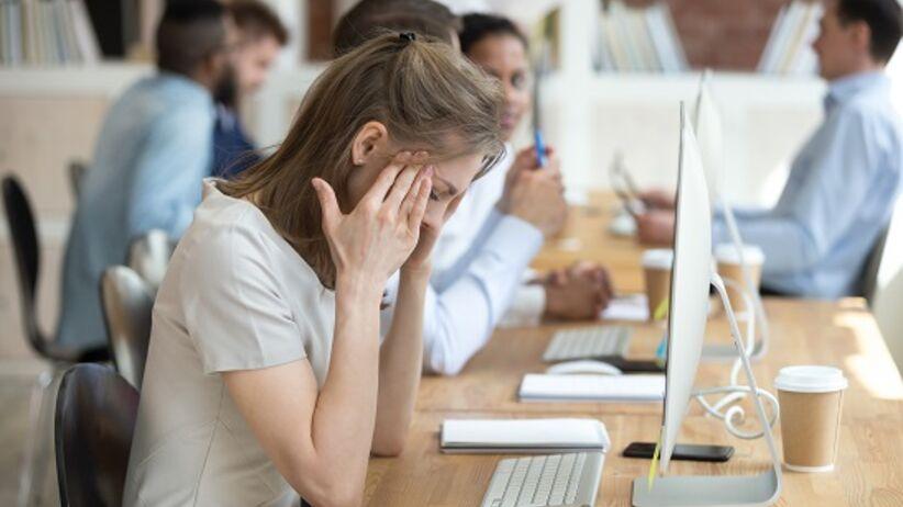 Stres w pracy: jak  sobie z nim radzić?