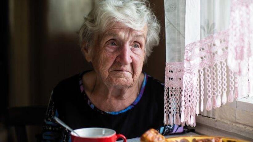 Anoreksja starcza (wieku podeszłego)