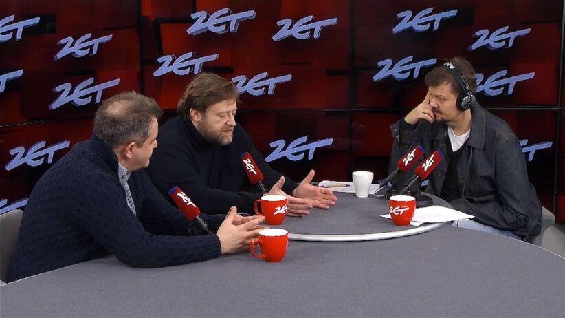 Olaf Lubaszenko w Radiu ZET