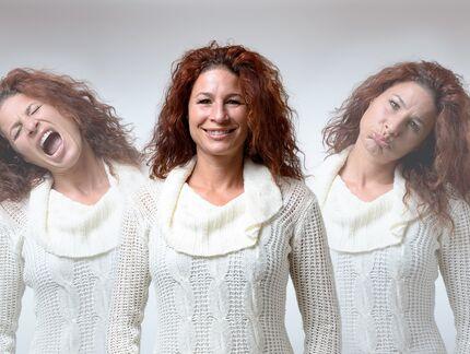 Choroba afektywna dwubiegunowa - zmiana nastroju