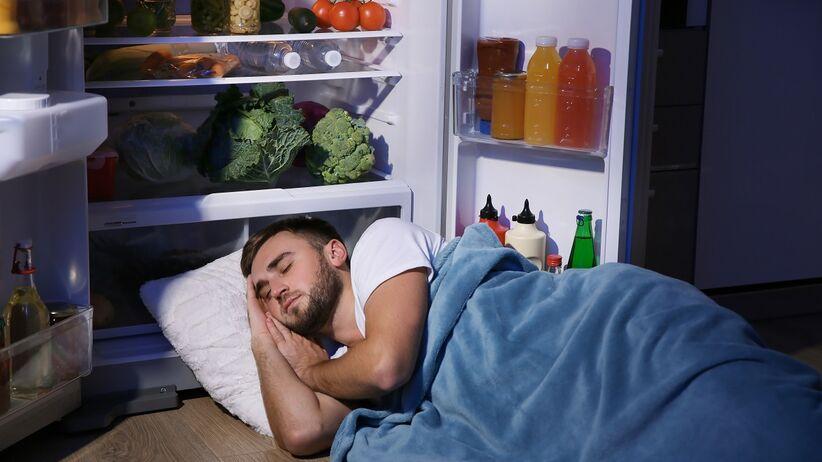 produkty poprawiające jakość snu