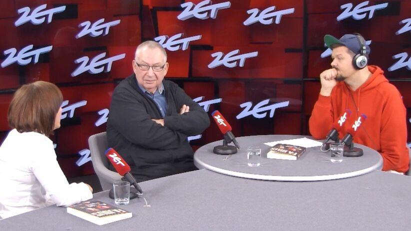 Michał Fajbusiewicz w Radiu ZET