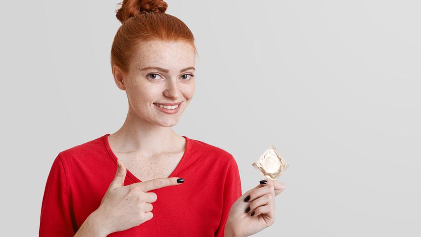 Prezerwatywa dla kobiet chroni tak samo, jak klasyczna prezerwatywa