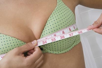 Rozmiar piersi - większe piersi po tabletkach antykoncepcyjnych