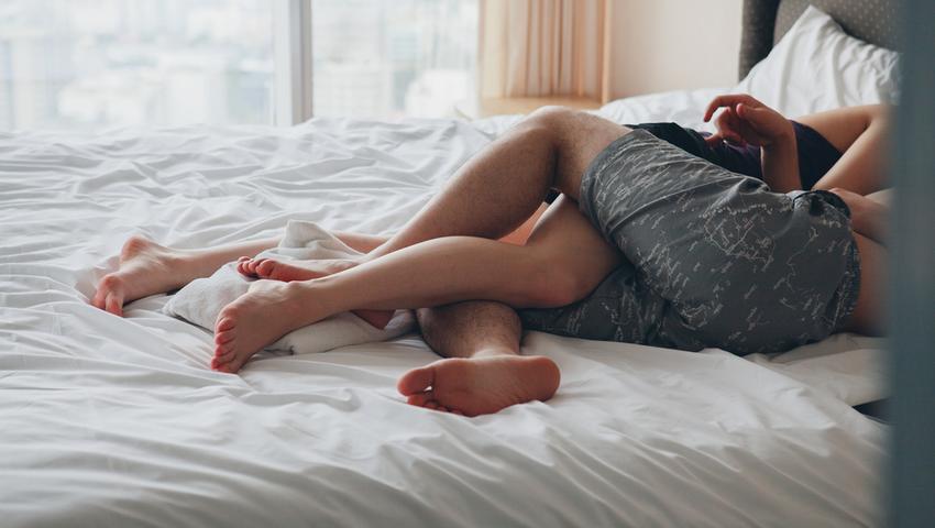 Choroby weneryczne przenoszone są drogą płciową