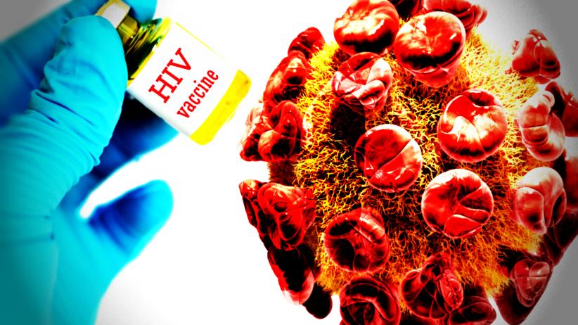 Szczepionka przeciwko wirusowi HIV daje obiecujące efekty u ludzi!